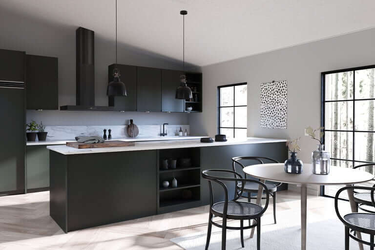 Geelong kitchen renovation process